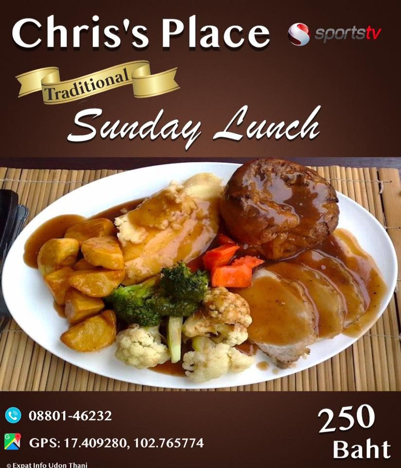 CHRIS'S PLACE BAR AND GRILL UDON THANI THAILAND