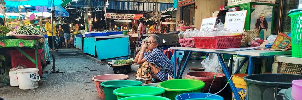 BAN HUAY MARKET UDON THANI